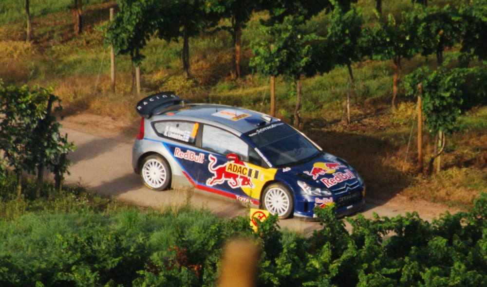Pictures of ADAC Rallye Deutschland 2010 - World Rallye Championship